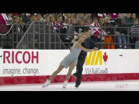 Piper Gilles / Paul Poirier 2017 Canadian National Figure Skating Championships - FD
