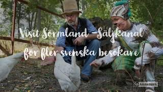 Visit Sörmland för fler svenska besökare