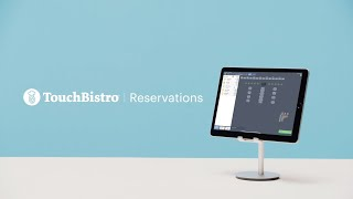 Introducing touchbistro reservations the complete reservation and guest management platform to help you tailor every experience while seamlessly managi...