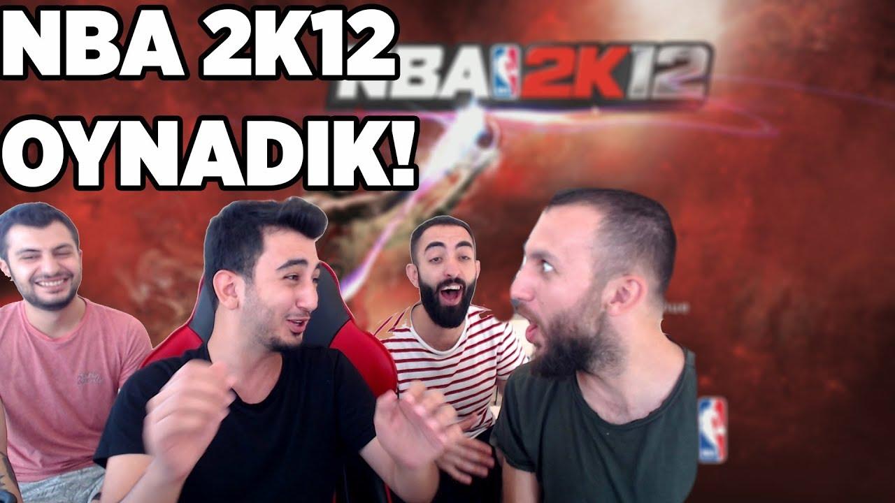 "Download ABİMLE ""NBA 2K12"" OYNADIK! NBA 2K Nostalji Serisi"