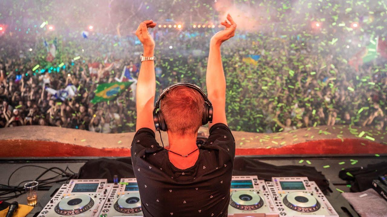 Armin van Buuren live at Tomorrowland 2018