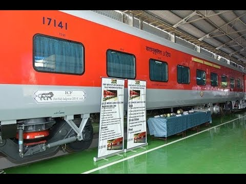 Last ICF Coach produced in Chennai, Indian Railways now produces LHB Coaches completely