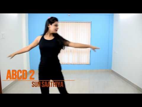 Hot dancing sun sathiya mahiya abcd 2