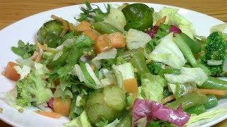 ЗЕЛЕНЫЙ Весенний Салат!!!