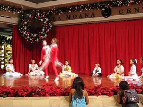 Hawaii State Ballet Junior Harlequins