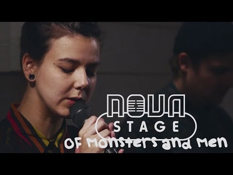 Of Monsters and Men - Dirty Paws (live at Nova Stage)