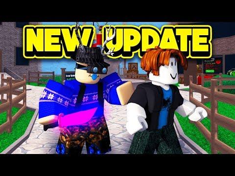 MASSIVE NEW UPDATE! (ROBLOX Murder Mystery 2)