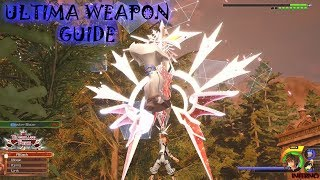 Kingdom Hearts 3 - Ultima Weapon Full Guide thumbnail