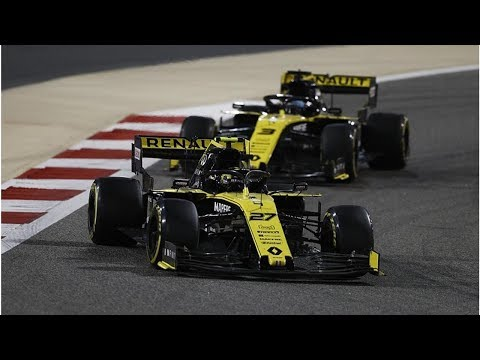 Renault's late Bahrain GP double-retirement 'brutal' - Hulkenberg   CAR NEWS 2019