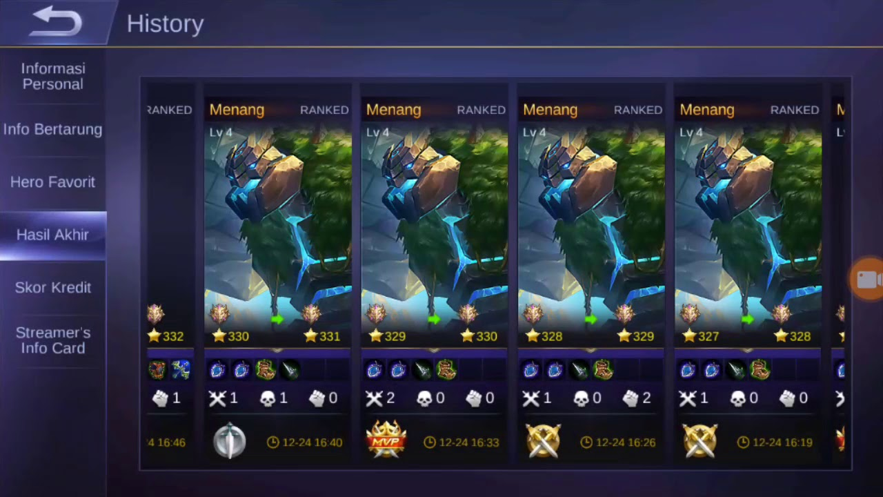 Cheat Mobile Legend Tanpa Root 2018