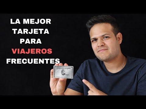 American Express Platinum || LA MEJOR TARJETA DE CREDITO PARA VIAJEROS