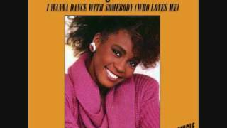 "Whitney Houston - I Wanna Dance With Somebody (Hit Factory Garage 12"" Remix) PWL"