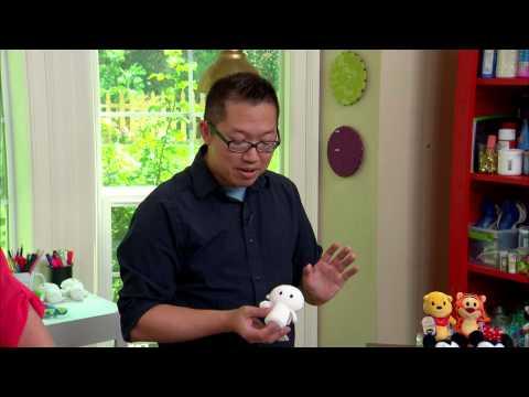 "Hallmark artist & itty bittys creator Adan Chung on ""Home & Family"""