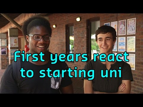 Just Starting At Curtin: How Does It Feel?