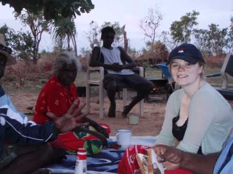 Christmas in Arnhem Land with Yolngu visting their Homelands my MAF Aircraft Ministry Outreach
