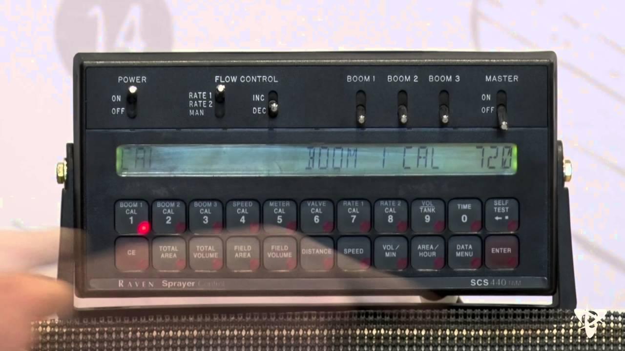 dyterra talks how to program a raven 440 console youtube rh youtube com