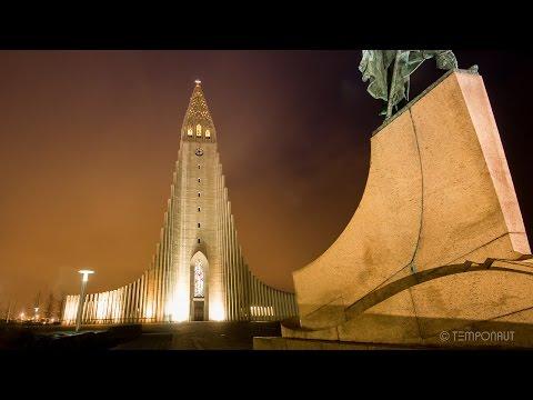 Reykjavík Time-Lapse