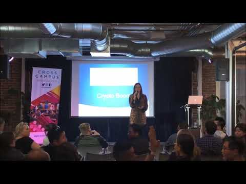 April Blockchain Meetup - Follow the money: Whose benefiting from the crypto boom?