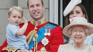 Prince George: Two years in two minutes