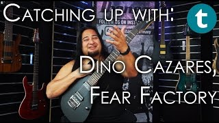 Catching up with: Dino Cazares, Fear Factory