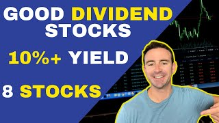 Highest Yield Dividend Stocks in 2020 (8 Stocks You Should Buy for Dividends)