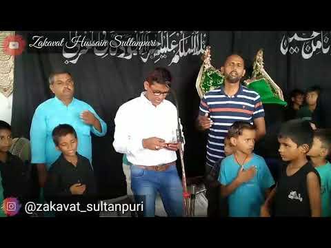 Karbala Ke Ran Me Jo Maara Gya Qadiyal Jawa'n | Zakavat Hussain