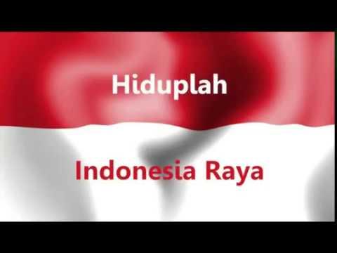 INDONESIA RAYA IN F