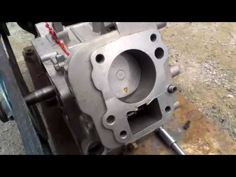Inside An Engine At 1000 RPM