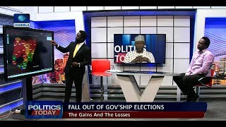 APC, PDP Debate Gains And Losses Of Governorship Polls Pt.1 |Politics Today|