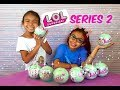 SUPER CUTE LOL DOLLS SERIES 2 AND HUNTING TIPS!!