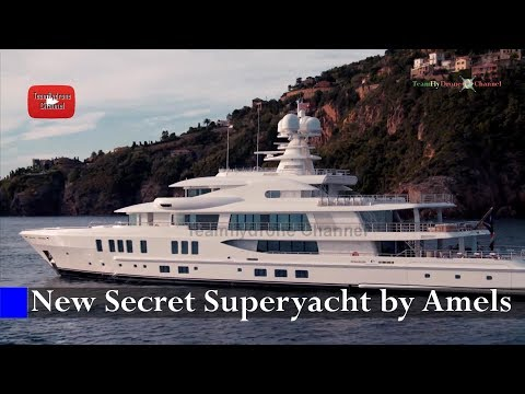 YACHT New Secret Superyacht by Amals | 0331