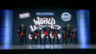 NEXT JR.  (JAPAN)(HHI-WORLD-2018), JUNIOR (final)