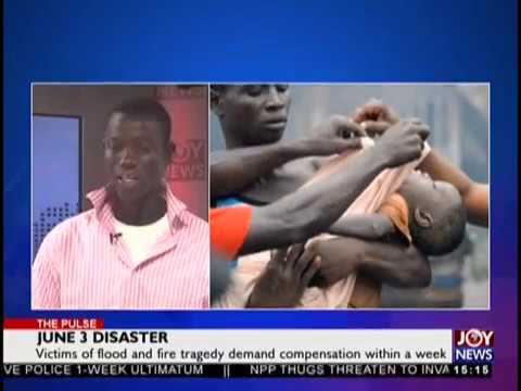June 3 Disaster - The Pulse on JoyNews (17-8-18)