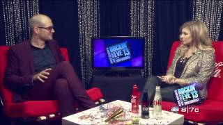 Fergie Reminisces About The Time She Met Dick Clark - NYRE 2013