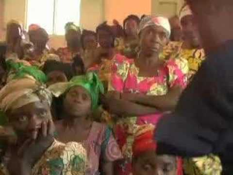 Congo Campaign Against Sexual Violence