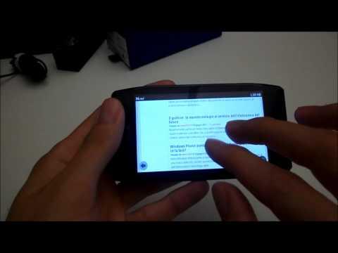 Nokia X7-00 Video recensione a 1080p