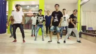 Best Of Befikre-Ude Dil Befikre Dance by UNIQUE DANCE CREW Vipin sharma - ranveer Singh Vaani dance