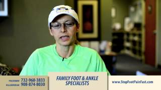 Welcome to the Family Foot and Ankle Specialists Family