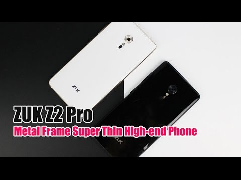 ZUK Z2 Pro- Metal Frame Super Thin High-end Phone