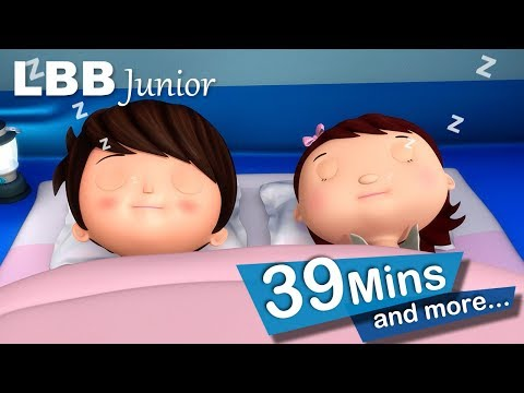 Time For Bed | And Lots More Original Songs | From LBB Junior!