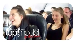 Germany's next Topmodel 2016 | SCHOCK! Das ist das echte Modelleben? | ProSieben