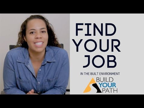 What is The Built Environment? Find Out How YOU Could Find Your Dream Job!