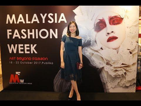 Malaysia Fashion Week 2017 HD1080P 馬來西亞時尚周 2017