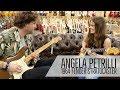 Angela Petrilli & Michael Lemmo - 1964 Fender Stratocaster & 1982 Fender Stratocaster