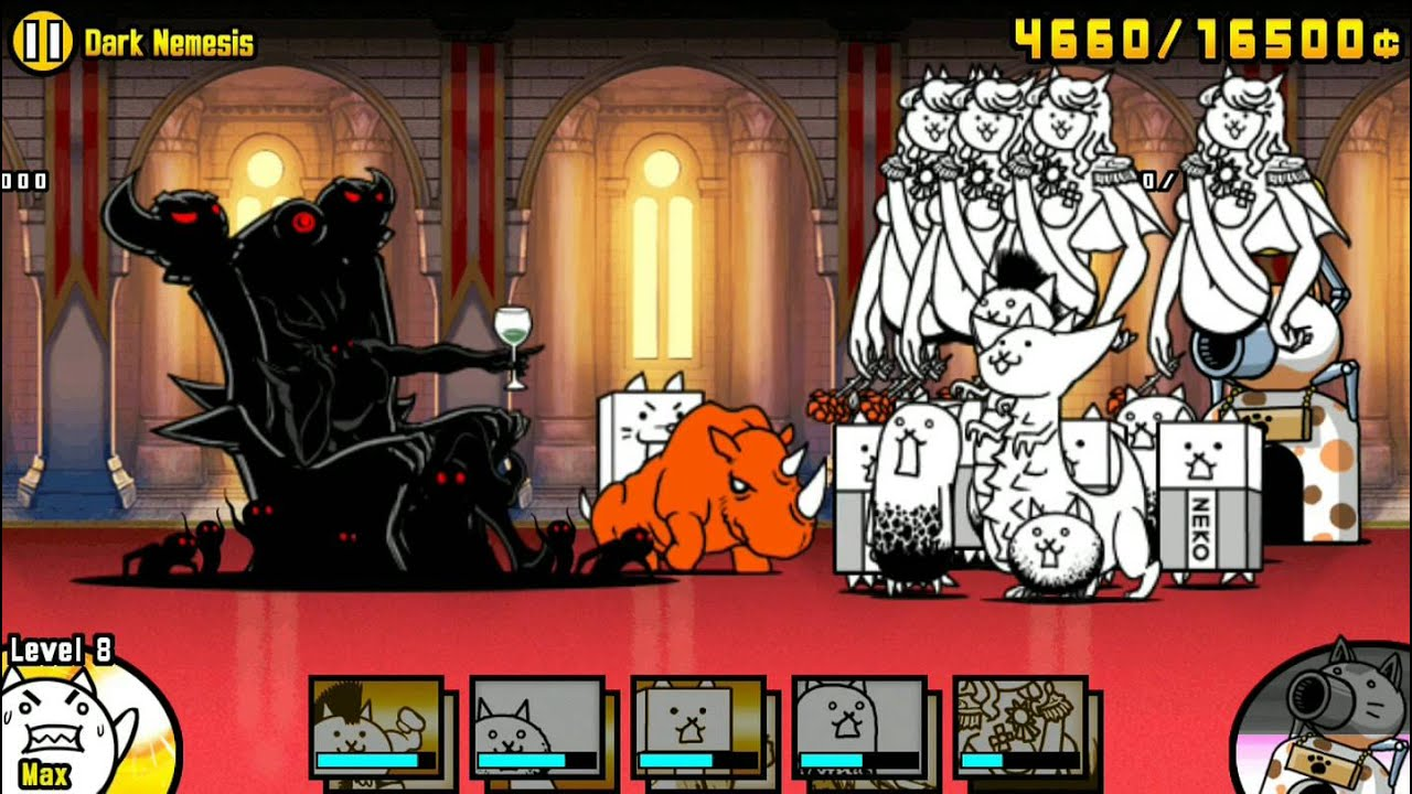 Battle Cats Something Wicked Insane