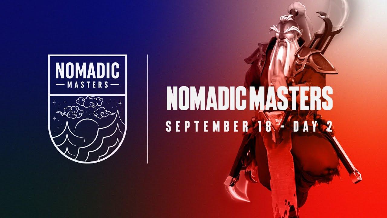 Download MESA   NOMADIC MASTERS 2021 - DAY 2