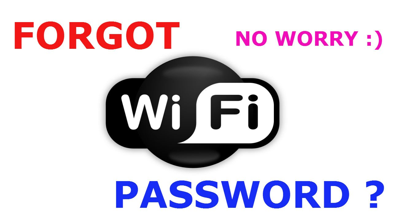 how to get wifi password on windows 10