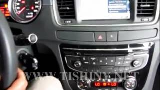 Штатная магнитола Peugeot 508(, 2015-10-28T15:09:50.000Z)
