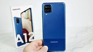 Samsung Galaxy A12: честный обзор!