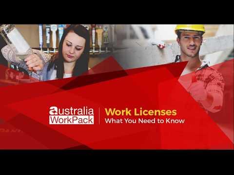 RSA / Whitecard - Work Licences For Australia